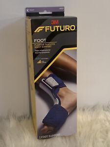 FUTURO Night Plantar Fasciitis Sleep Foot Support NEW NIB 48507 Brace 3M