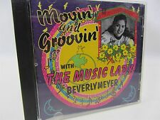 CD - BEVERLY MEYER - The Music Lady Movin' and Groovin' 1999 Belleville MO