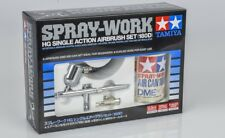 TAMIYA 74525-Aérographe Spray Work Aérographe Set HG Single/180d-Neuf