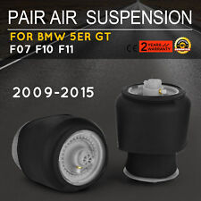 37106781827 Fit BMW F07 GT F11 Rear Air Suspension Spring Bag Bellow Strut Pair