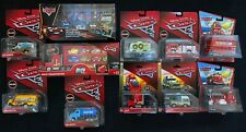 ASSORTMENT OF DISNEY PIXAR CARS ITEMS IN PACKAGE (NEW)