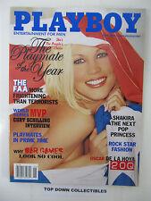 Playboy  Magazine  June  2002   Playmate Of The Year: Dalene Kurtis