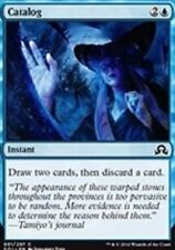 Catalog NM X4 Shadows Over Innistrad MTG Blue Common