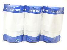 3 x FUJI FUJICHROME VELVIA 100 120 CHEAP SLIDE FILM by 1st CLASS ROYAL MAIL