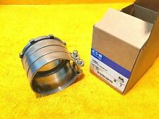 """***NEW*** EATON CROUSE HINDS  3""""  GREENFIELD STRAIGHT SQUEEZE FLEX CONNECTOR"""