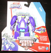 Transformers RESCUE BOTS BLURR RACECAR Vehicle Playskool Heroes