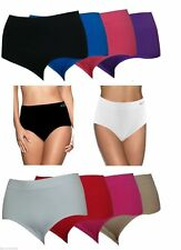 LADIES (STV) Tummy Tuck Bum Lift Slimming Briefs Pants Knickers Underwear