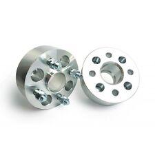 4 Pcs Hub Centric Wheel Spacers 4x114.3 4X4.5 | 66.1 CB | 12X1.25 | 50MM 2 Inch