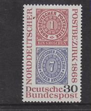 WEST GERMANY MNH STAMP DEUTSCHE BUNDESPOST 1968 POSTAL CONFEDERATION  SG 1471