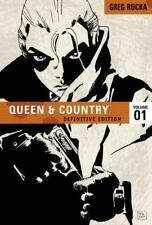 Queen & Country: The Definitive Edition, Vol. 1 by Greg Rucka in Used - Very Go