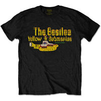 The Beatles Yellow Submarine Official Merchandise T-Shirt M/L/XL - Neu
