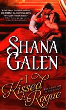 Shana Galen  I Kissed A Rogue    Historical Romance Pbk NEW Book