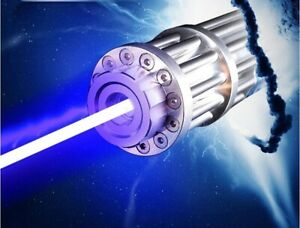 Blue & Green High Power 5000000m Pointers 450nm Lazer Burning Flashlight Beam