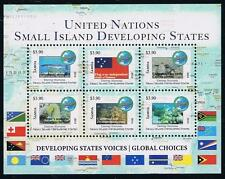 Samoa Pacific Small Island Developing States (SIDS) Souvenir Sheet III Issue