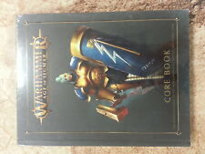 WARHAMMER AGE OF SIGMAR CORE RULEBOOK NEW EDITION - NEW AND SEALED
