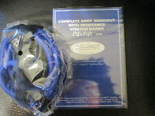 Life Lift  Breathing DVD LifeLift Workout with Stretch Bands. Includes Bands