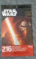 Disney Star Wars sticker book 216 stickers NEW!