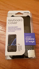 Original Samsung Keyboard Case/Cover for S7 Edge