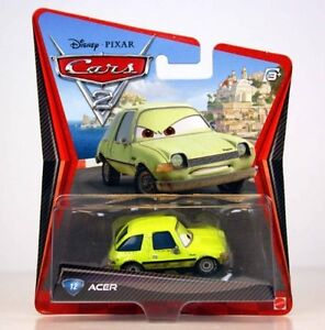 DISNEY CARS ACER #12 V2807 2010 *NEW*