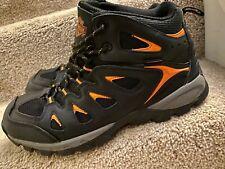 New listing Harley Davidson Men's D93328 Woodridge Waterproof Black Hiking Boots Shoes Sz 11