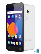 "Brand New Alcatel Pixi 3 - 4.5"" Screen (Unlocked) Android 4.4-Smartphone Black"