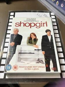 Shopgirl (DVD, Brand New & Sealed)