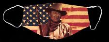 John Wayne The Duke Custom Face Mask