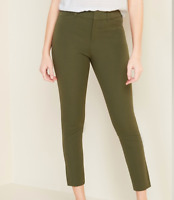 NEW Old Navy Women Jean Pant Sz  4  31x27  PIXIE ANKLE  Mid Rise Skinny STRETCH
