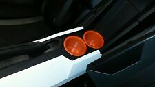 Polaris Slingshot Orange Aluminum cup holders