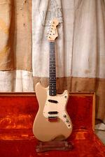 1961 Fender Duo-Sonic Desert Sand Vintage