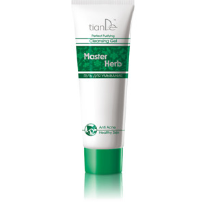 TianDe Anti Acne & Pimple Face Wash Spots Cleansing Facial Gel Oil Control