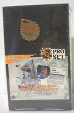 1991/92 Pro Set Canadian Edition Hockey French Box - 36p 15c