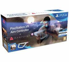 PS4 VR Aim Controller With Farpoint PS4 VR Game Anomaly Suddenly Rupture Pulling