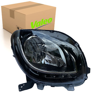 Front Right Halogen Led Headlight Fits Smart Fortwo 2-seat Valeo 45466