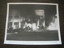 Drum 1976 Falconhurst Slave Revolt Fire 76 B&W 8x10 Promo Photo Lobby Card
