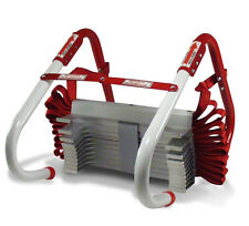 NEW Kidde KL-2S 2 Two-Story Fire Escape Ladder with Anti-Slip Rungs 13-Foot