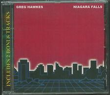 GREG HAWKES - NIAGARA FALLS + BONUS TRACKS