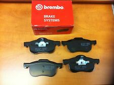 Brembo P86016 Pad Set Front Brake Pads Teves ATE System Volvo S60 S80 V70 XC70