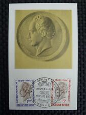 Bélgica Mk 1960 orban maximum tarjeta Carte maximum card mc cm a8806