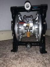Jing Hua A 20 12 Npt In Amp Out Aluminum Air Amp Flow Pneumatic Diaphragm Pump