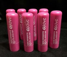 8 (Eight) Aloe Vera Lip Balm with Hip Rose oil / Extract W/ SPF 20 4.5g