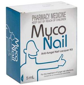 MycoNail Anti-fungal Nail Lacquer Kit 5mL - Same as LOCERYL - FREE DELIVERY