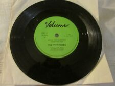 the toy dolls punk nellie the elephent 45rpm vol 11 ex
