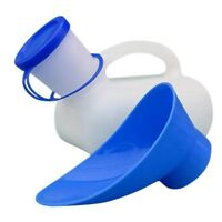 Portable Urinal Bottle Male Lady Car Travel Camping Toilet Loo 1000ML Ret  y6tr