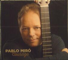 CD PABLO MIRO - courage, ovp
