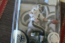 DREW BREES, NFL ELITE, EXCLUSIVE MCFARLANE, NEW ORLEANS SAINTS