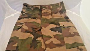 Pantalon treillis F2 Armée Française camo c/e NEUF taille 44