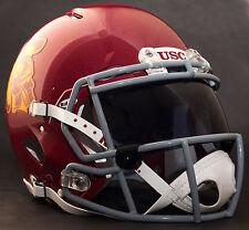 USC TROJANS NCAA Gameday REPLICA Football Helmet w/ OAKLEY Eye Shield