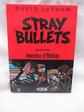 Stray Bullets Volume 1 Innocence of Nihilism Hardcover David Lapham 1996