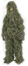 VIVO Youth L/XL Ghillie Suit Camo Woodland Hunting Camouflage  3D 4-Piece + Bag